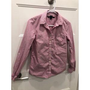 2/$30 Tommy Hilfiger Striped Shirt
